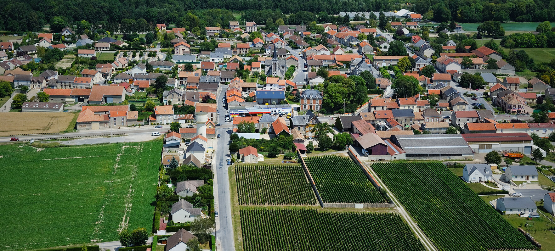 Beaumont sur Vesle